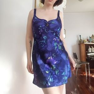 Vintage Slip Dress by California Miss